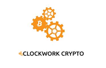 Clockwork Crypto Logo